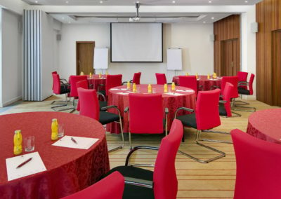 Mamaison Hotel Riverside Prague_ Meeting room - banquet back_1360x680